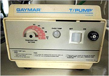 温水循環式保温マット(T pump)